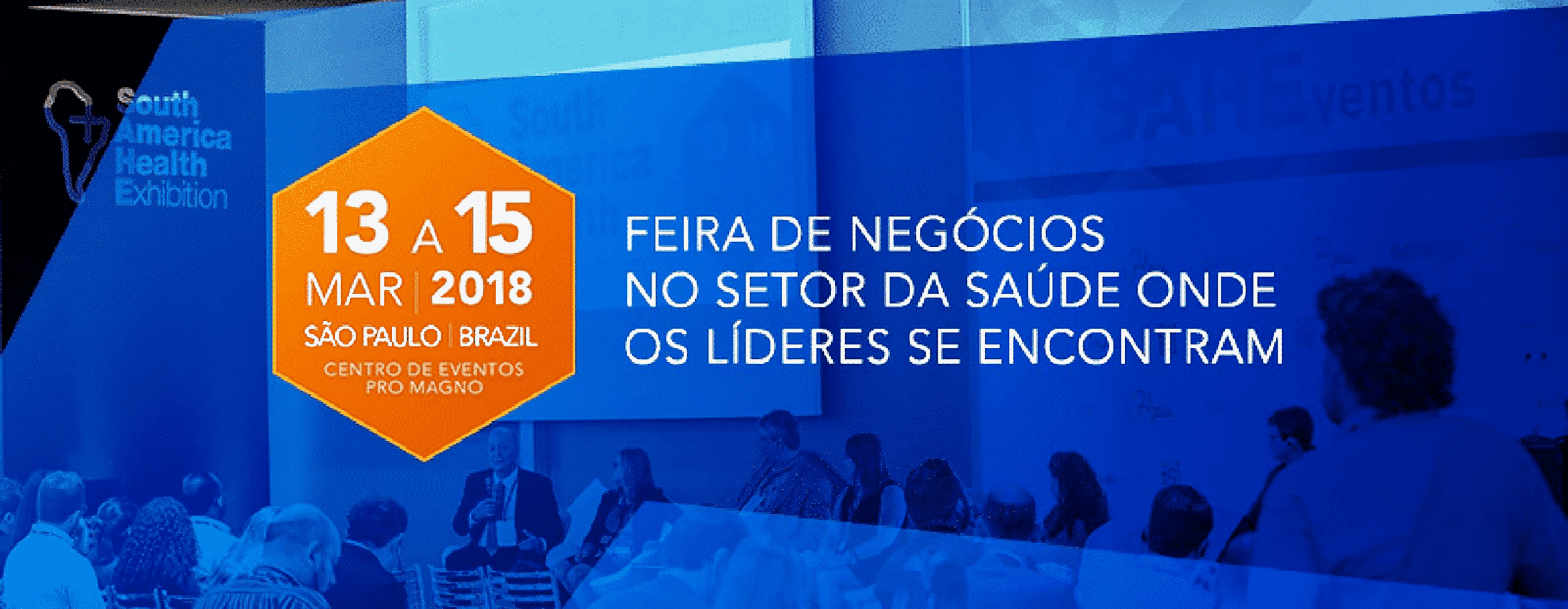 SISQUAL was present once again in a major Health event in Brazil – SAHE
